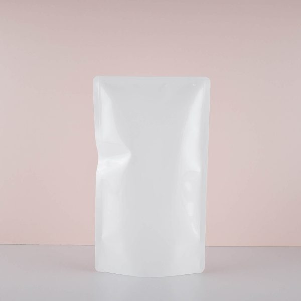 Stand Up Pouch (White)